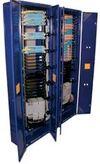 Оптический кросс и система FINNFLASH-1000 имеет большую плотность коннекторов, хорошо продуманную и организованную...